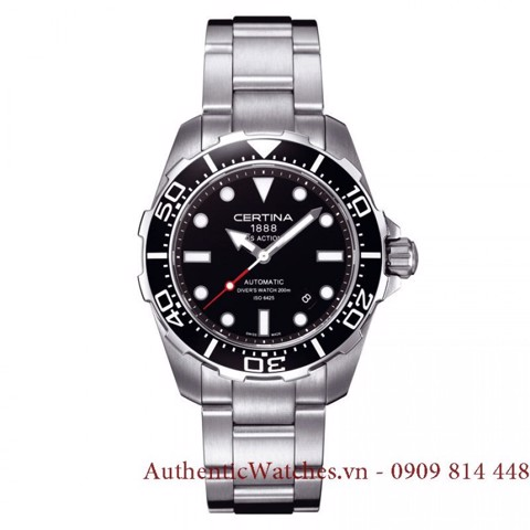 Đồng hồ Certina Automatic DS Action Diver C013.407.11.051.00