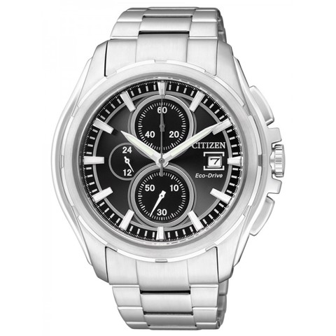 Đồng hồ Nam Citizen Eco-Drive Chronograph Sports CA0270-59F