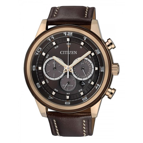 Đồng hồ Nam Citizen Eco-Drive Chronograph Sports CA4037-01W