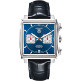Đồng Hồ TAG Heuer Monaco Calibre 12 Automatic Chronograph CAW2111.FC6183