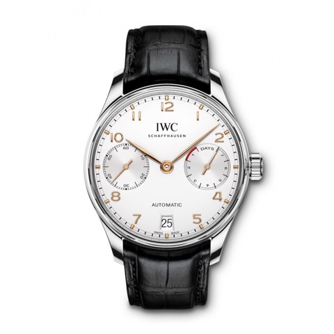 Đồng hồ IWC Portugieser 7 Days Power Reserve IW500704