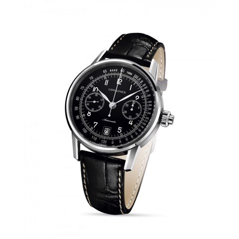 Đồng hồ Longines Column-Wheel Single Push-Piece Chronograph L2.800.4.53.0
