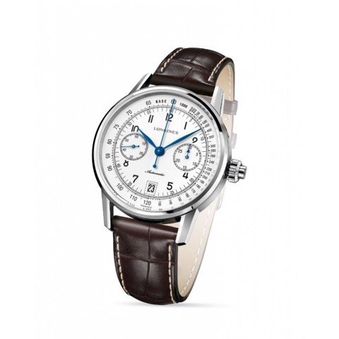 Đồng hồ Longines Column-Wheel Single Push-Piece Chronograph L2.800.4.23.2