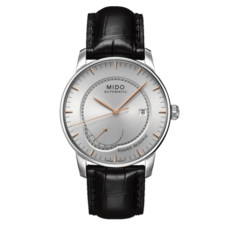 Đồng hồ Mido Automatic Baroncelli Power Reserve M8605.4.10.4