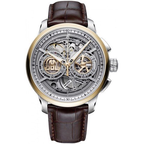 Đồng Hồ Maurice Lacroix Masterpiece Skeleton Chronograph MP6028-PS101-001-1