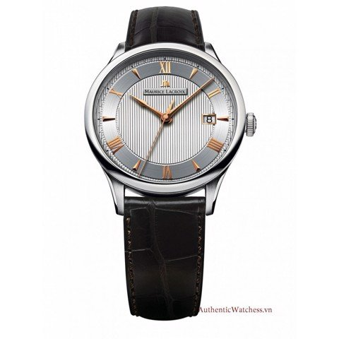 Đồng Hồ Maurice Lacroix Masterpiece Date MP6407-SS001-110