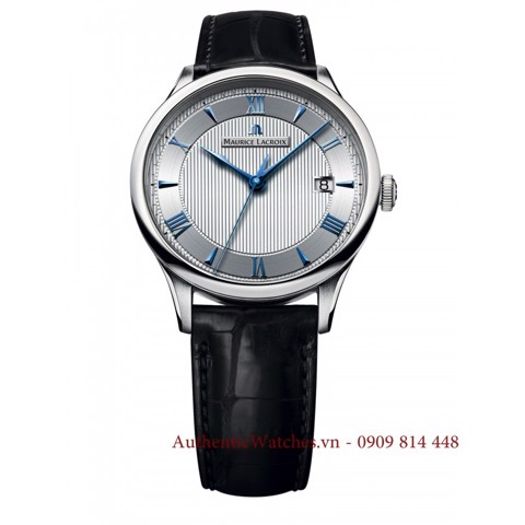Đồng Hồ Maurice Lacroix Masterpiece Date MP6407-SS001-111