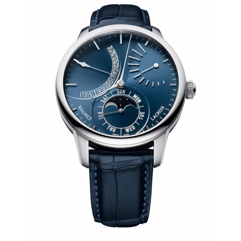 Đồng hồ Maurice Lacroix Masterpiece Lune Retrograde MP6528-SS001-430-1