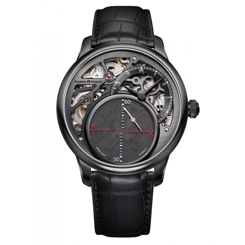 Đồng Hồ Maurice Lacroix Masterpiece Mysterious Seconds Revelation MP6558-PVB01-092-1