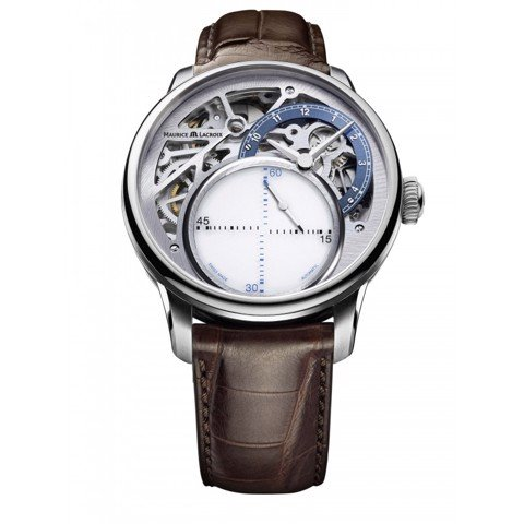 Đồng Hồ Maurice Lacroix Masterpiece Mysterious Seconds MP6558-SS001-094-2