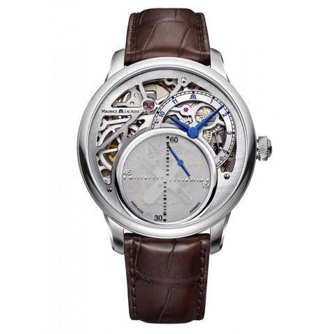 Đồng Hồ Maurice Lacroix Masterpiece Mysterious Seconds Revelation MP6558-SS001-096-1