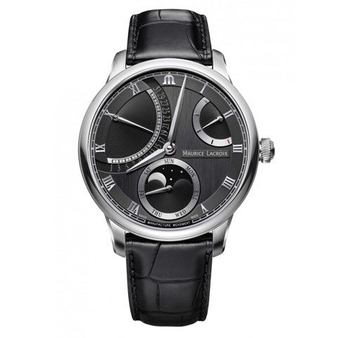 Đồng hồ Maurice Lacroix Masterpiece Moon Retrograde MP6588-SS001-331-1