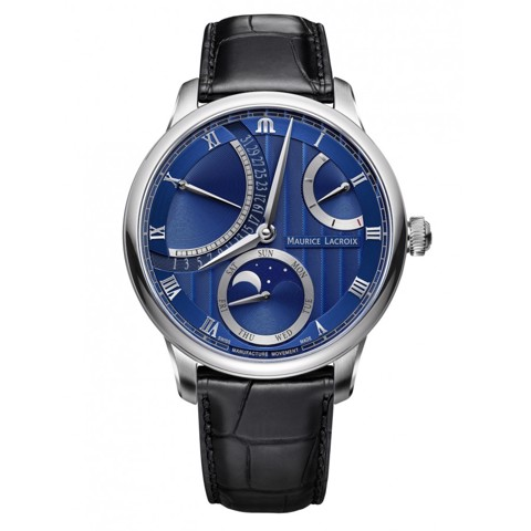 Đồng hồ Maurice Lacroix Masterpiece Moon Retrograde MP6588-SS001-431-1