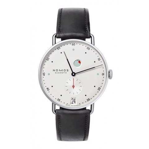 Đồng hồ Nomos Metro Date Power Reserve 1101