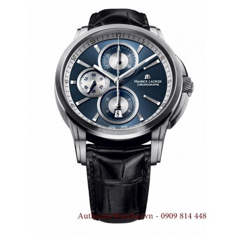 Maurice Lacroix Pontos Chronograph Automatic Lịch lãm PT6188-SS001-430