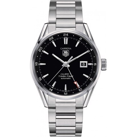 Đồng Hồ TAG Heuer Automatic Carrera Calibre 7 Twin Time GMT WAR2010.BA0723
