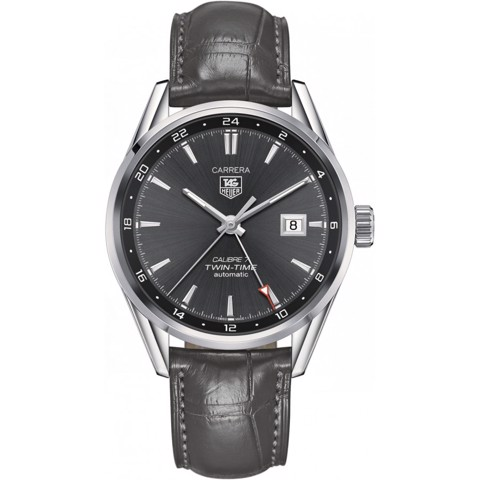 Đồng Hồ TAG Heuer Automatic Carrera Calibre 7 Twin Time GMT WAR2012.FC6326