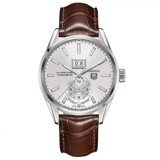 Đồng Hồ TAG Heuer Automatic Carrera Calibre 8 GMT Grande Date Chronometer WAR5011.FC6291