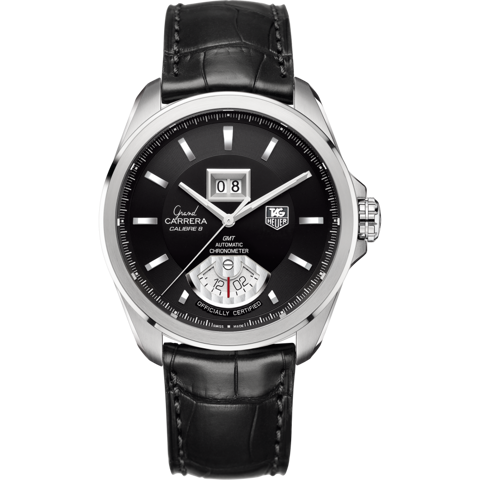 Đồng Hồ TAG Heuer Grand Carrera Calibre 8 RS Automatic Grande Date GMT WAV5111.FC6225