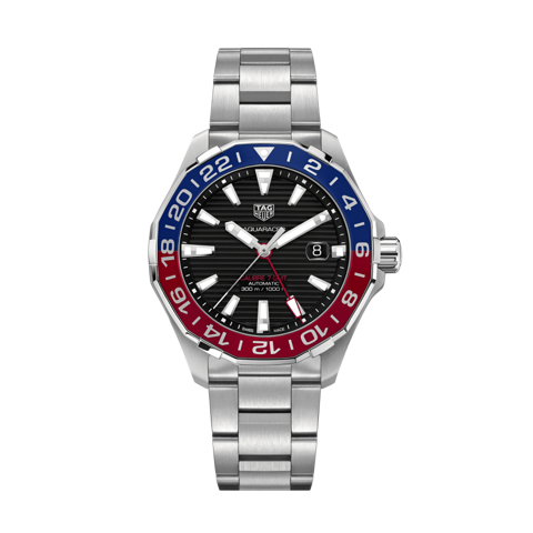 Đồng Hồ TAG Heuer Automatic Calibre 7 GMT WAY201F.BA0927