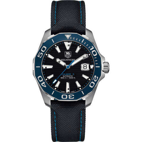 Đồng Hồ TAG Heuer Automatic Aquaracer Calibre 5 300M WAY211B.FC6363