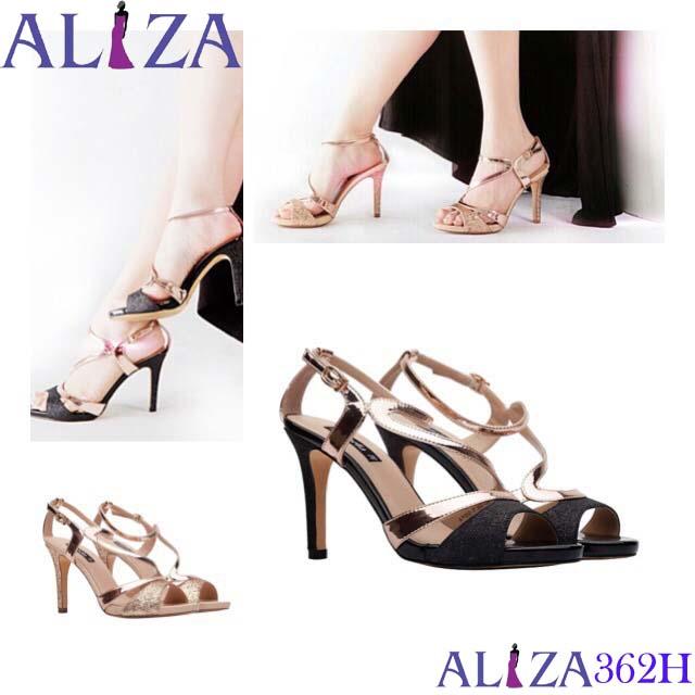 Sandal ánh kim sự lựa chọn không bao giờ lỗi mode dành cho các cô nàng yêu thời trang với phong cách nổi bật và hiện đại.