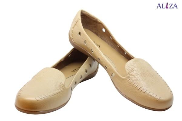 Giày bệt VNXK aliza da tự nhiên siêu mềm