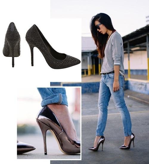 giầy nữ