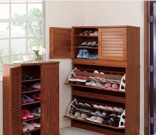 Coi chừng rước xui vào nhà chỉ vì không biết cách sắp xếp tủ giày hợp lý - Ảnh 1.
