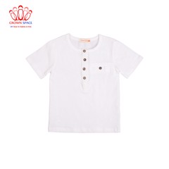 Crown Kids Fashion Shirt CKBSGC2190701