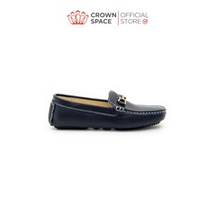 GIÀY LƯỜI BÉ TRAI Crown Space UK George Louis Moccasin CRUK442 Size 26-36