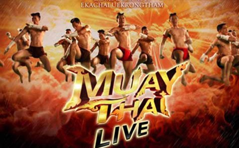 Vé Muay Thai Live: The Legend Lives Bangkok