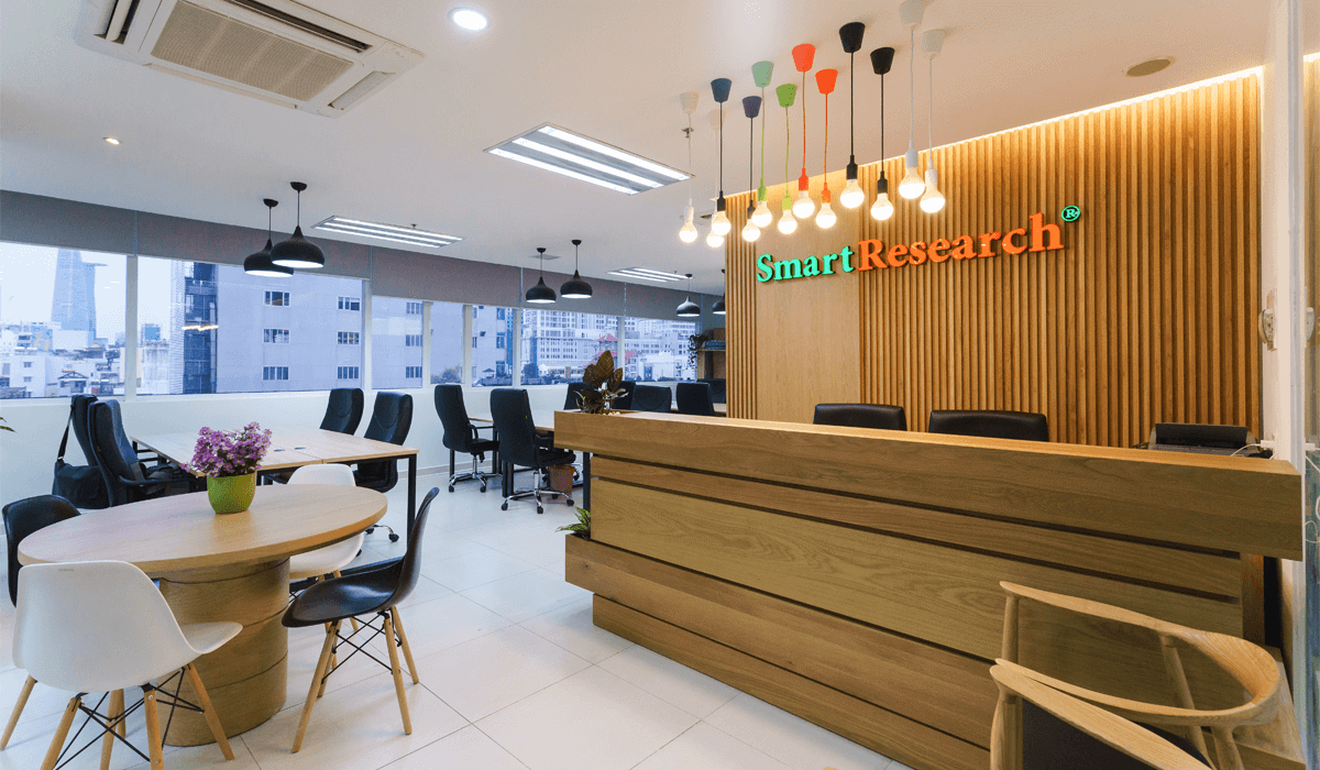 Smart Research Office - Quận 1