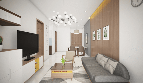 Apartment - CC Hung Thinh