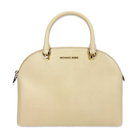 Túi Xách Michael Kors Emmy Large Saffiano Leather Dome Satchel