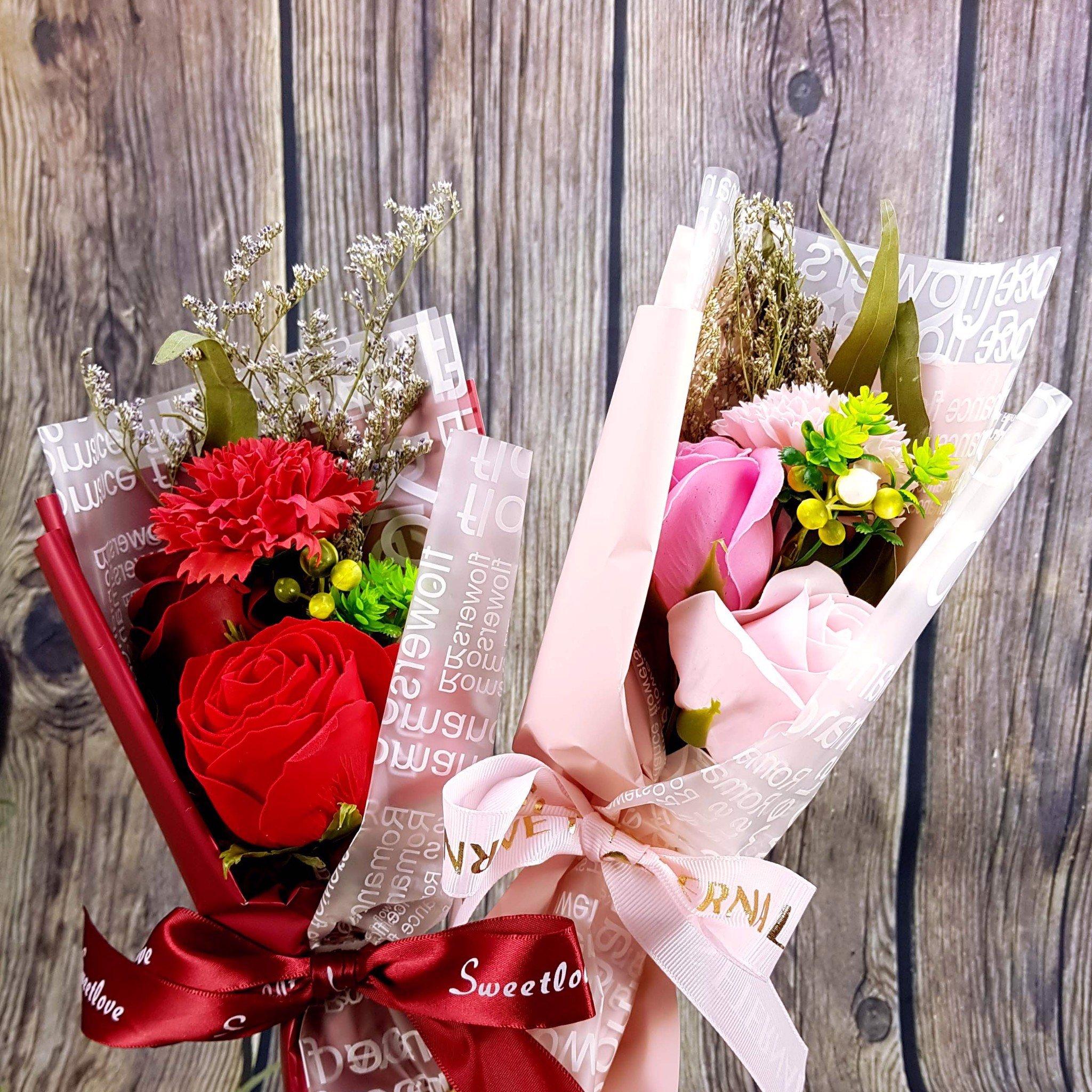 Chọn hoa sáp là quà tặng