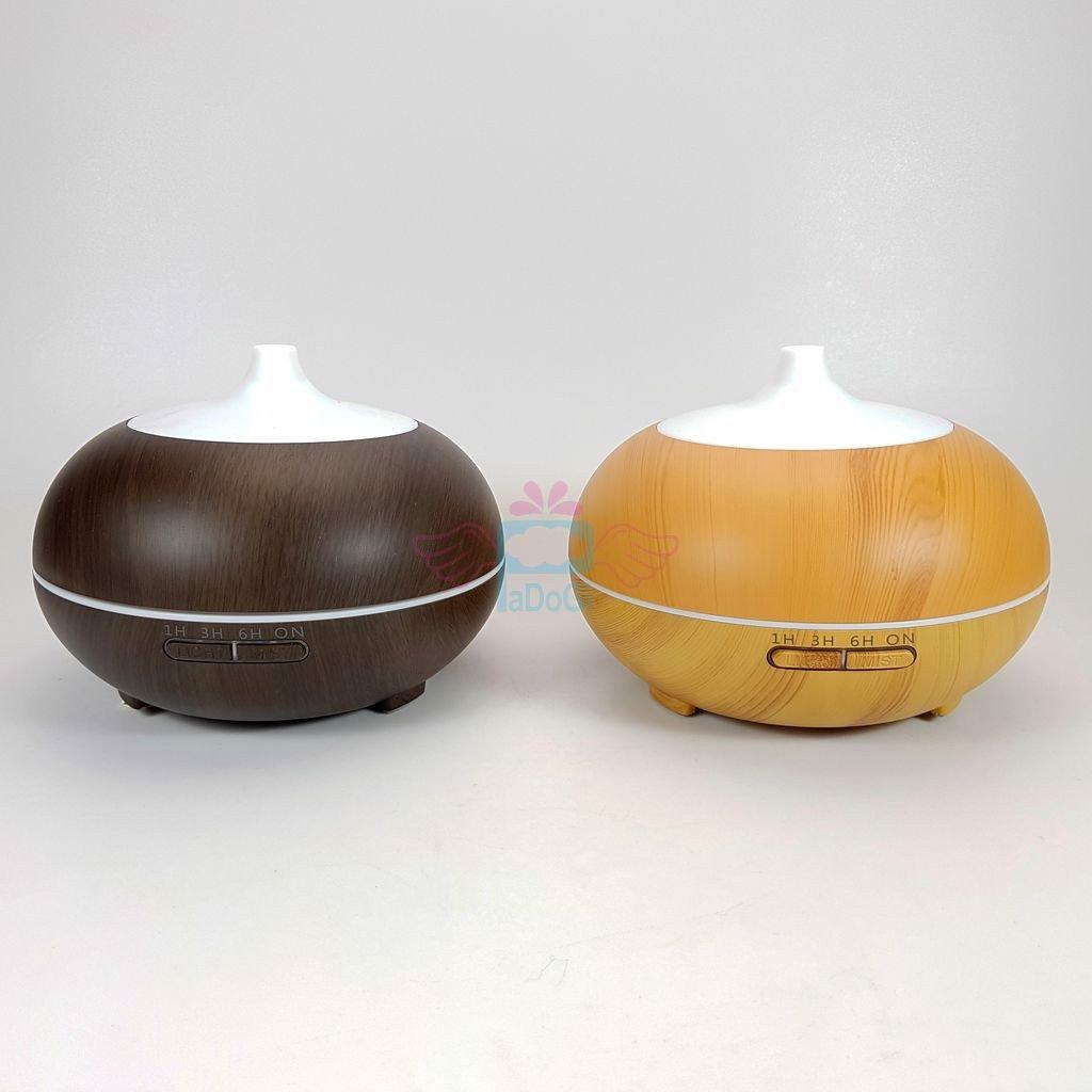 Máy khuếch tán tinh dầu với thiết kế đơn giản, sang trọng