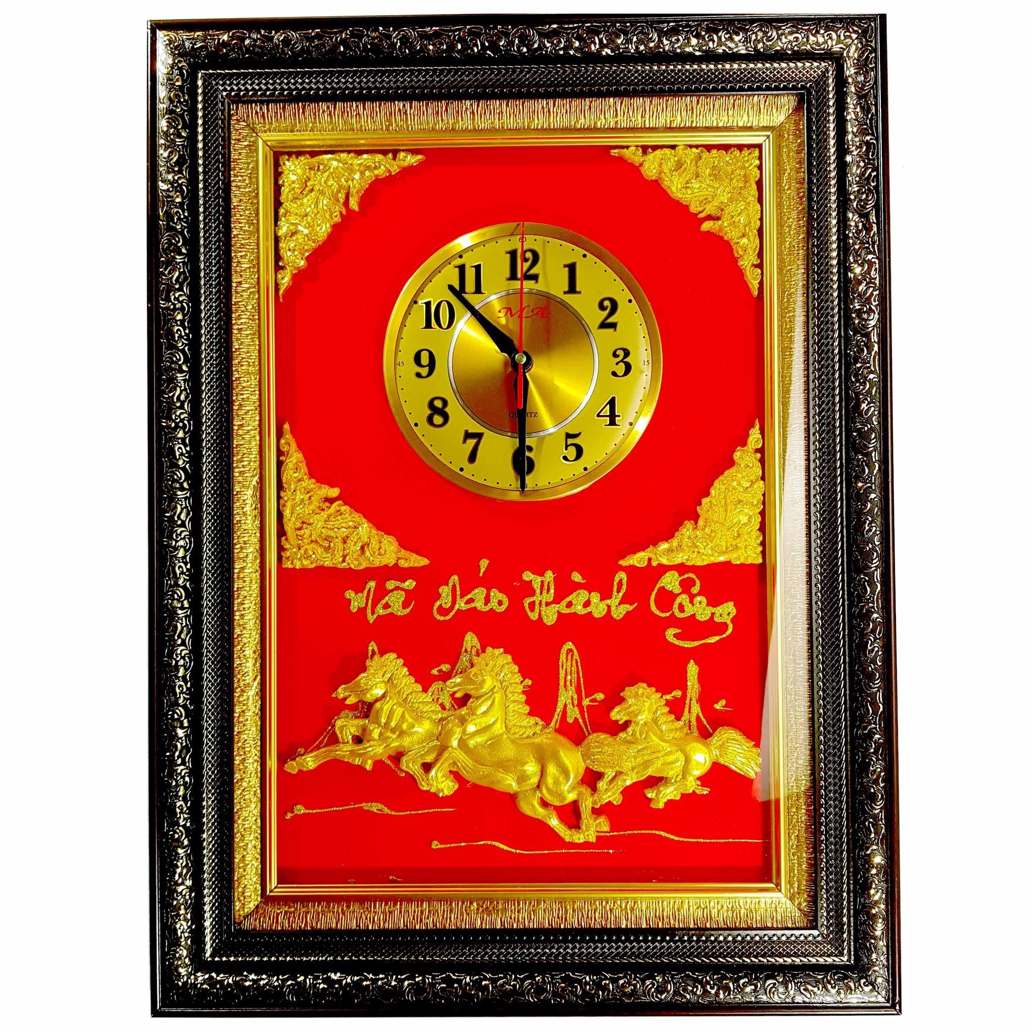 Dùng đồng hồ treo tường làm quà tặng
