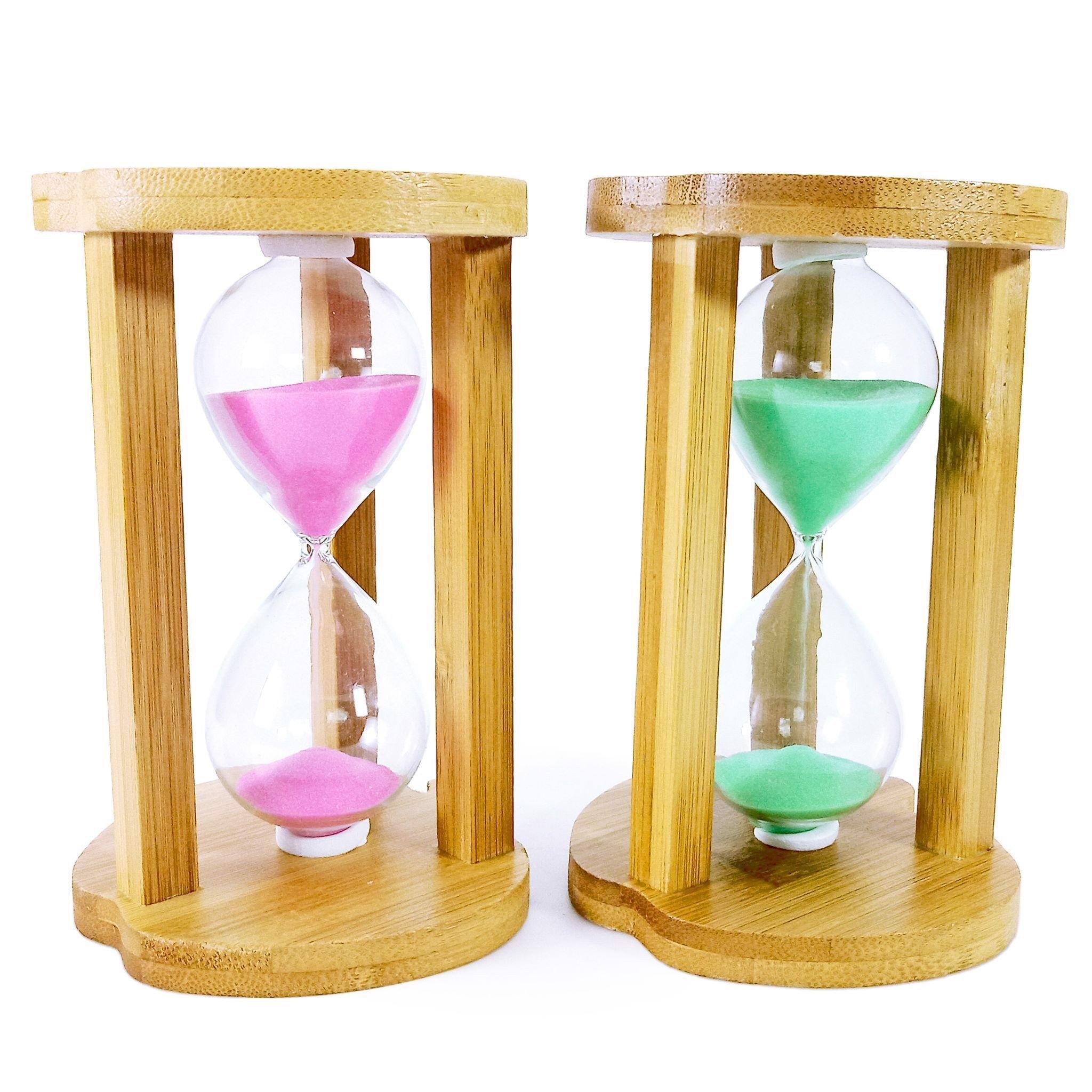 Đồng hồ cát giúp lưu giữ từng khoảnh khắc