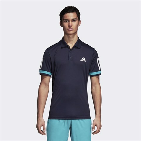 Áo tennis Adidas CLUB 3STR POLO D74645