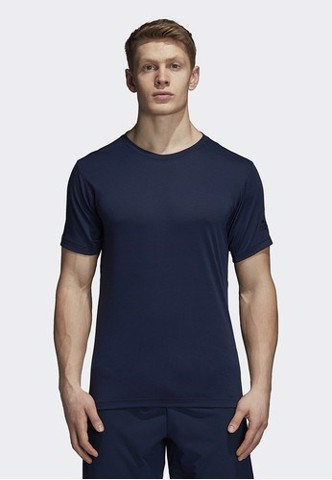 Áo adidas FreeLift Prime Tee - Blue CZ5417