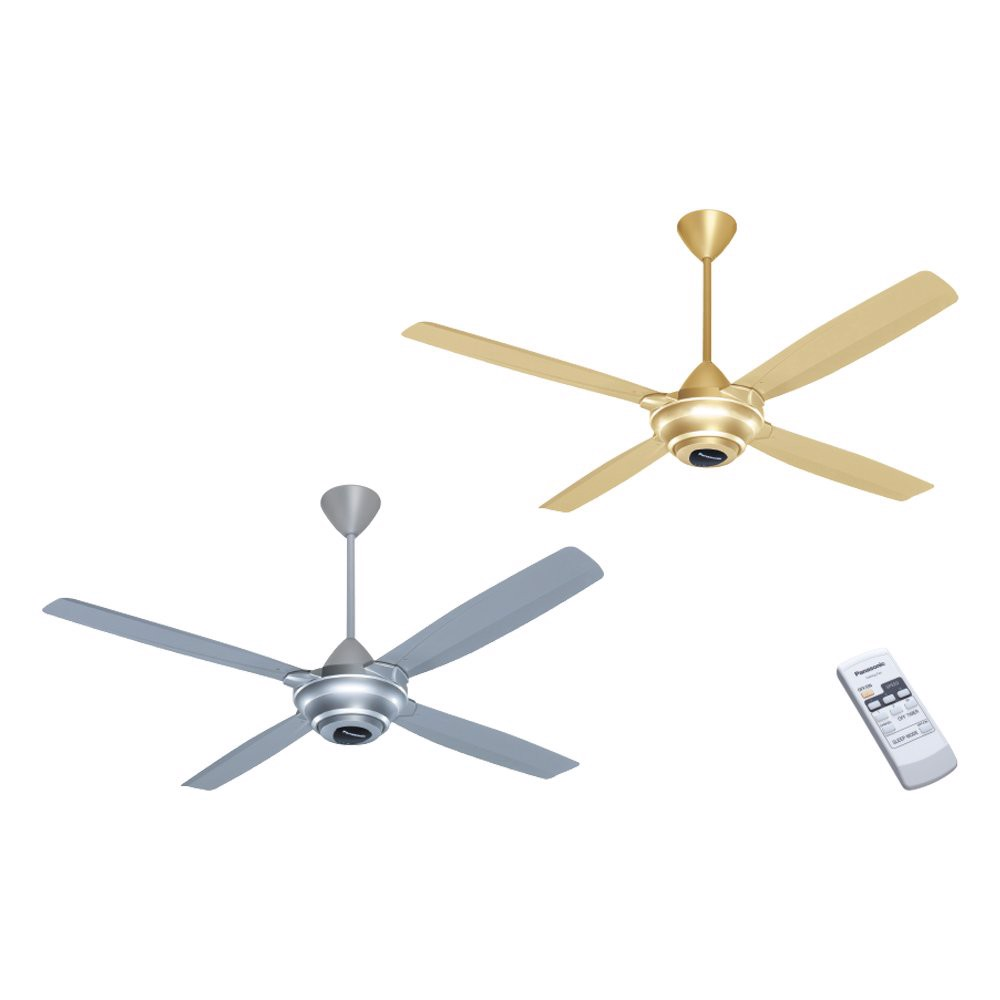 Ceiling Fan F-56MZG-GO/ F-56MZG-S