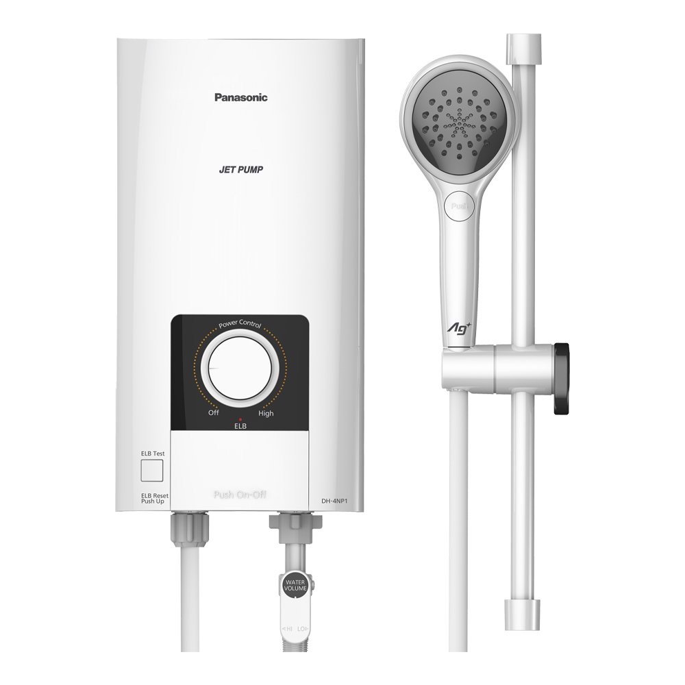 Water Heater With Booster Pump DH-4NP1VW