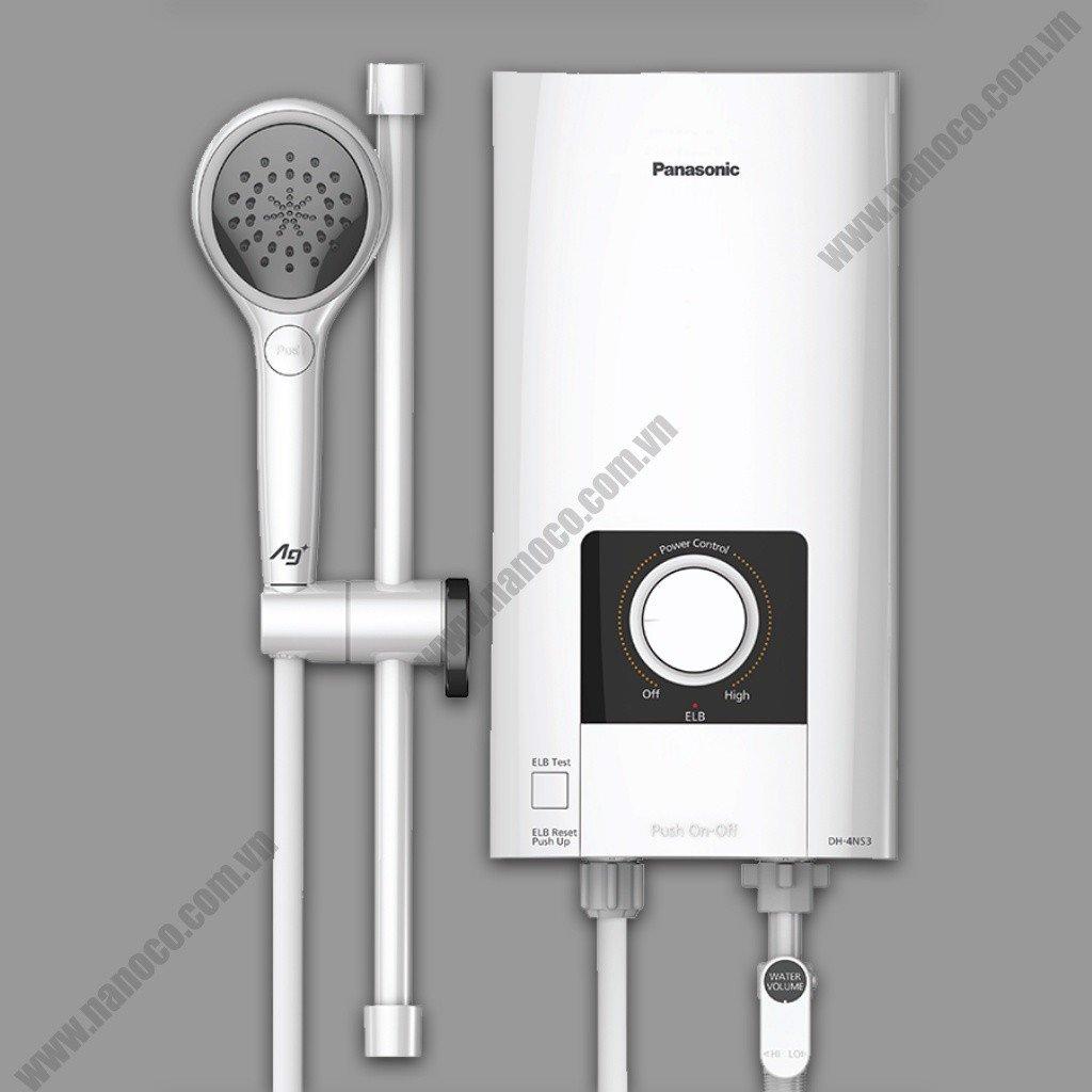 Máy nước nóng Panasonic DH-4NS3VW – Nanoco