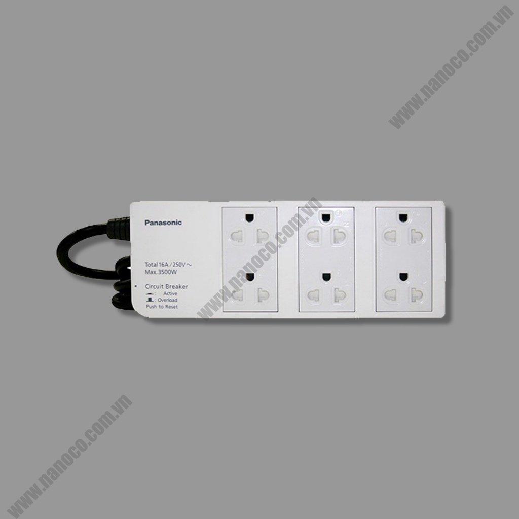 Ổ cắm nối dây Panasonic WCHG2836 – Nanoco