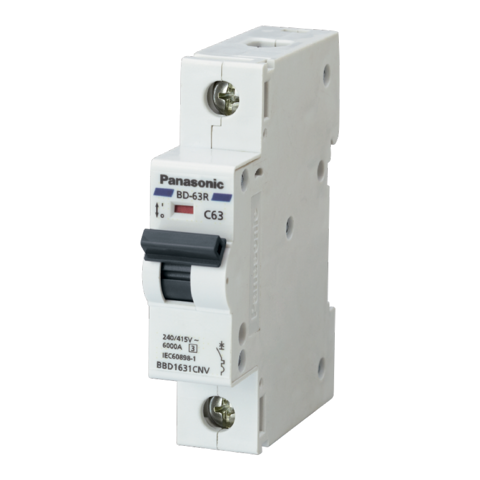 Automatic Circuit Breakers Din BBD1501CNV/ BBD1631CNV