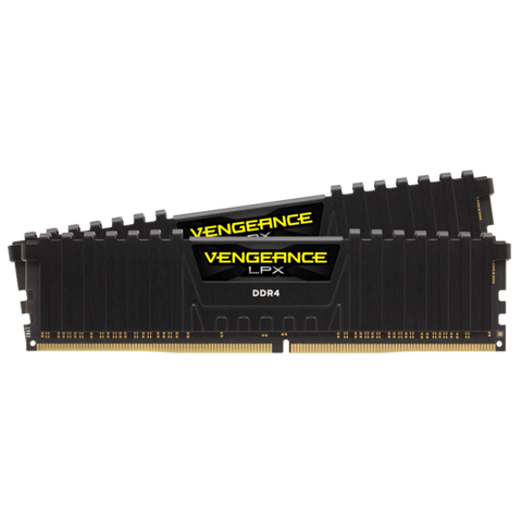 CORSAIR VENGEANCE LPX 32GB (2 X 16GB) DDR4 2666MHZ CL6 MEMORY KIT