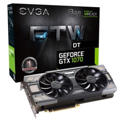 EVGA GeForce GTX 1070 FTW
