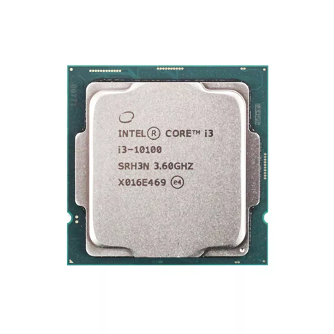 Intel Core i3 10100 (3.60 Up to 4.30GHz, 6M, 4 Cores 8 Threads) TRAY chưa gồm Fan - bảo hành 36T
