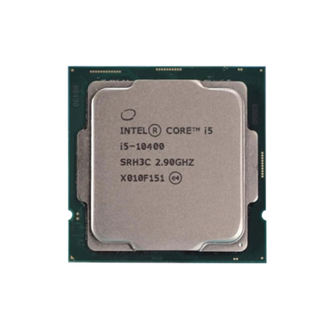 Intel Core i5 10400 (2.90 Up to 4.30GHz, 12M, 6 Cores 12 Threads) TRAY chưa gồm Fan